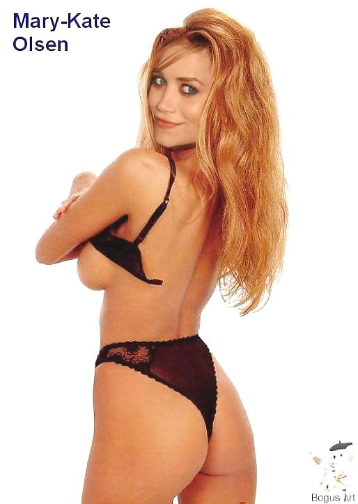 Ashley Olsen Tits 100